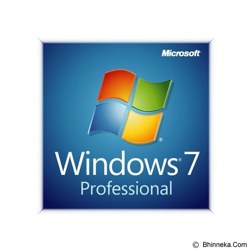 MICROSOFT Windows 7 Professional SP1, 64bit [FQC-08289] - Client Software Windows OS OEM